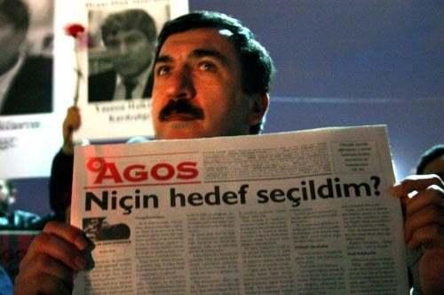 Alevi Ünlüler - Ferhat Tunç - Nice Günüm, Nice Gecem Türkü Sözü 1
